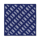 Mike Bloomberg 2020 Bandanna Multipack (Navy and White)