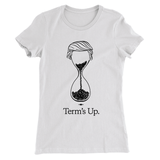 Terms Up Tee (White Unisex and Women's)
