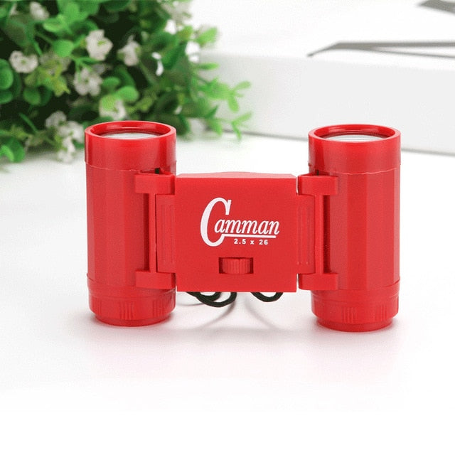 KID CHILDREN BINOCULAR TELESCOPE