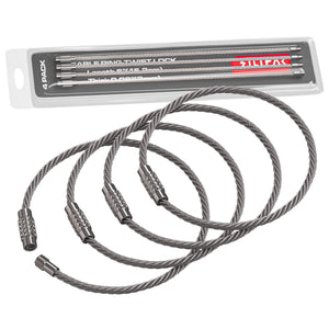 "Silipac 6.3"" Twist Lock Cable Ring (Uncoated series)"