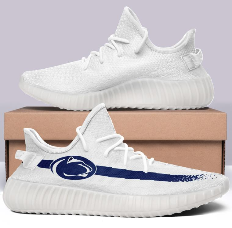 Penn State 350 V2 Style Commissioned White Trainers