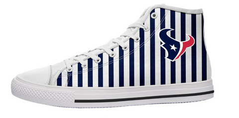 Houston Texans High Cut Style NFL Trainers