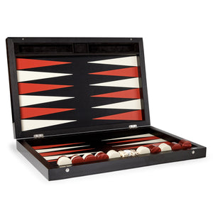 Backgammon en fibre de Carbone - Elie Bleu