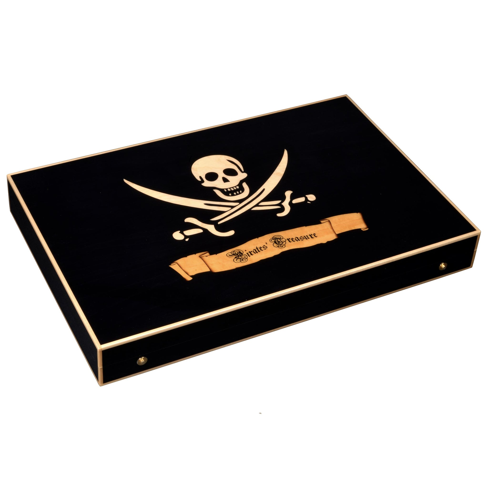 """Pirate"" - Backgammon - Elie Bleu"