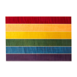 """Rainbow stripes"" - 110 Cigares - Elie Bleu"