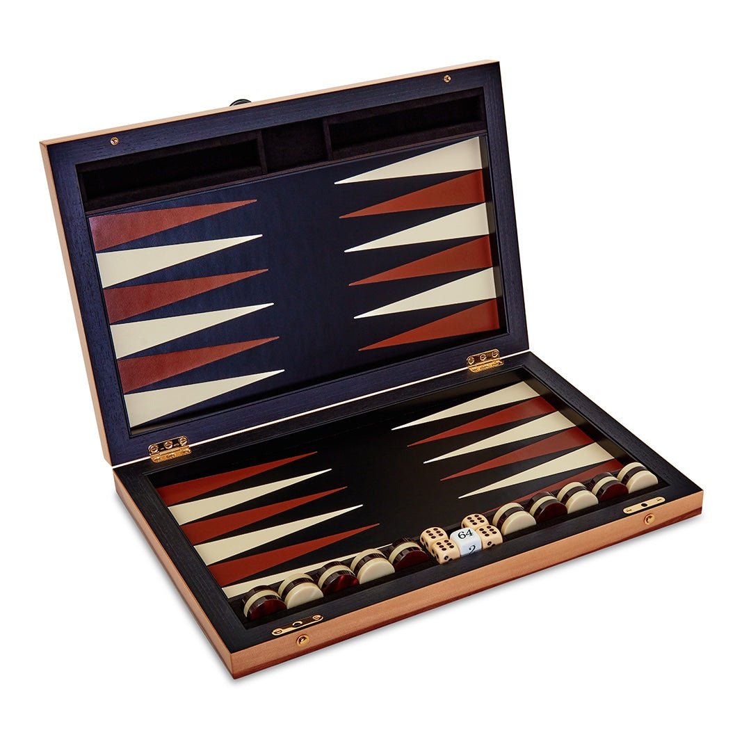 """Redgum"" - Backgammon - Elie Bleu"