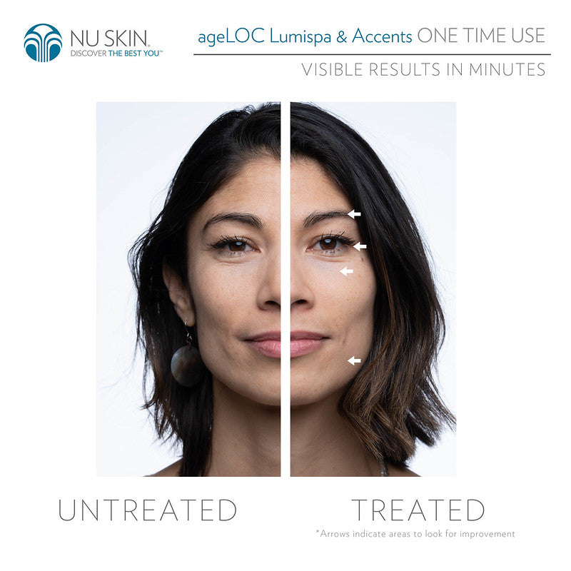 ageLOC® LumiSpa® Essential  Kit Normal/Combo - NuBodyRx