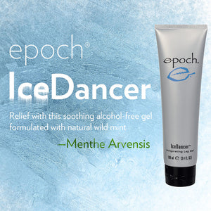 IceDancer® Leg Gel - NuBodyRx