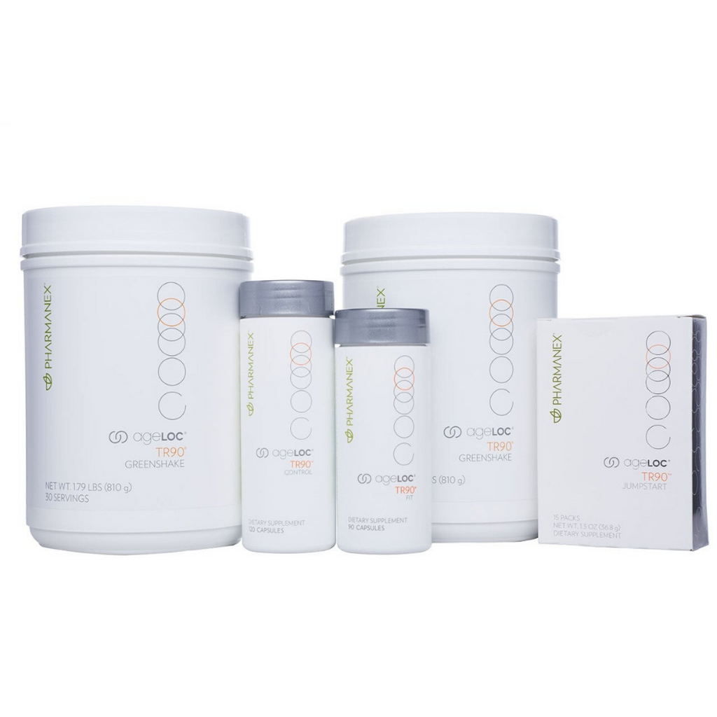 TR90® 30-Day GreenShake Kit - NuBodyRx