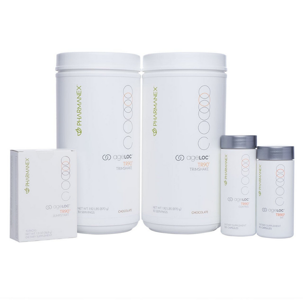 TR90® 30-Day Chocolate Kit - NuBodyRx