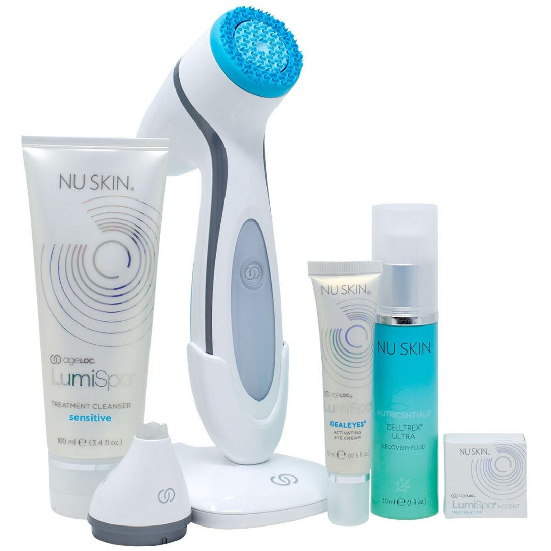ageLOC® LumiSpa® Accent Kit Sensitive - NuBodyRx
