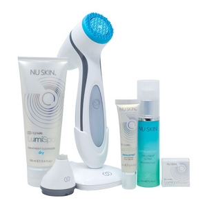 ageLOC® LumiSpa® Accent Kit Dry - NuBodyRx