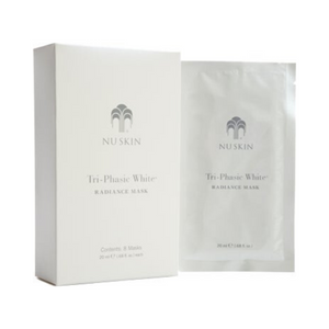 Tri-Phasic White® Radiance Mask - NuBodyRx
