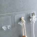 Adhesive Accessories Storage Hook