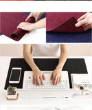 Soft Cushioned Large Mouse Pad