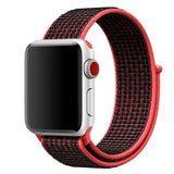 Nylon Sport Strap Apple Watch