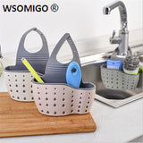 Kitchen Sink Utensils Hanging Organizer