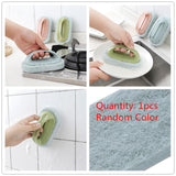 Nano Sponge Cleaning Brush
