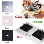 Easy Clean Stove Protectors