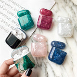 Marble Apple Airpods Pro Protective Case