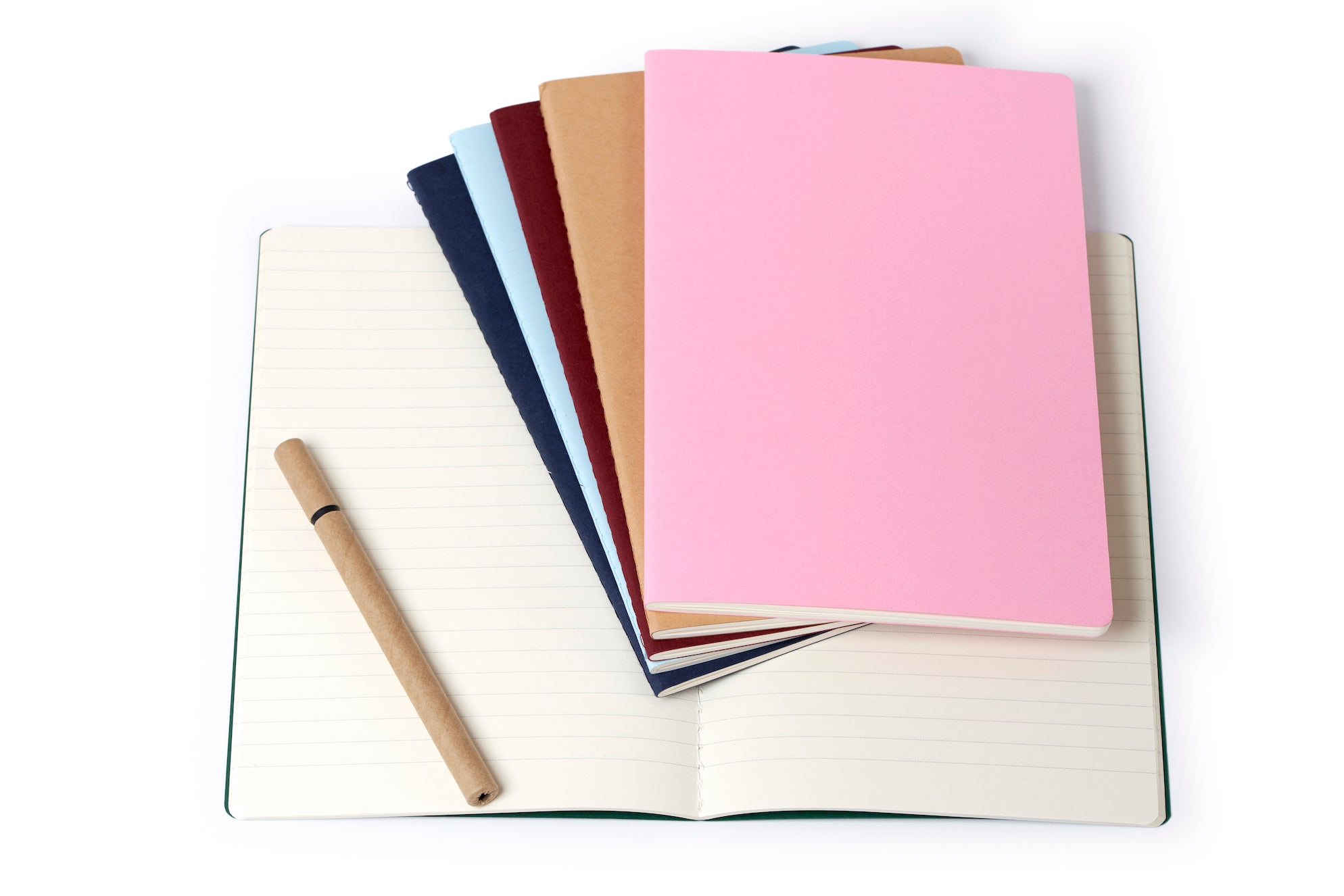 Note Book Pink