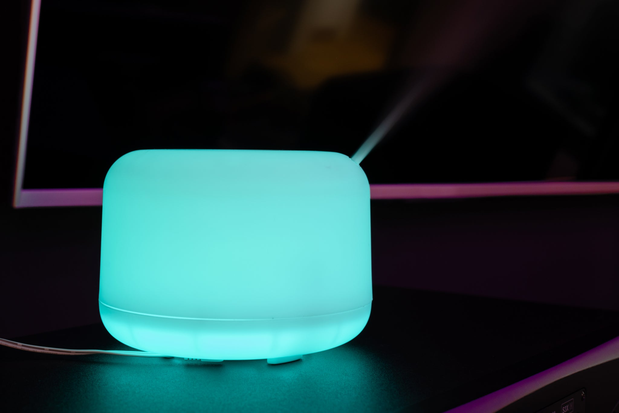 Aroma Diffuser High Capacity LED Ambiance