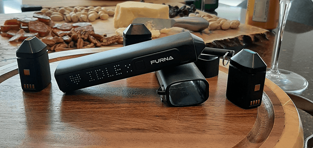 Taste the Flavors with the Furna Vaporizer