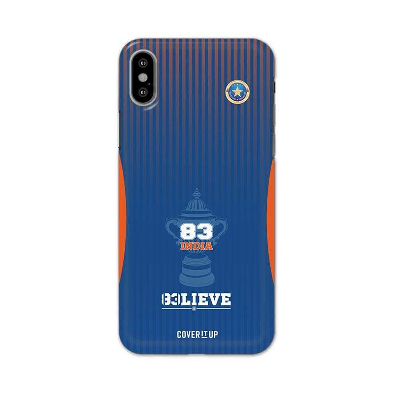 official 83 India Jersey Hard Case