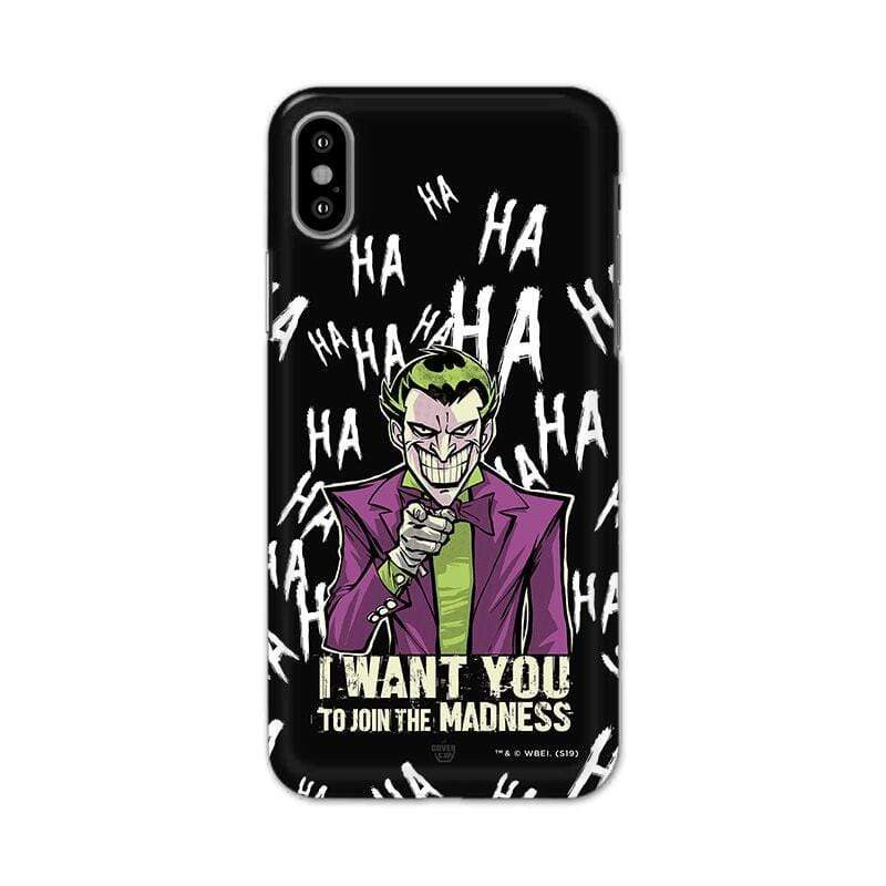 Official Joker Join The Madness Case