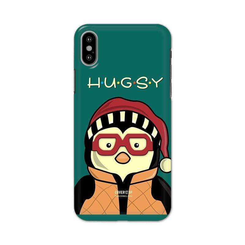 Official Real 3D Friends Hugsy Case
