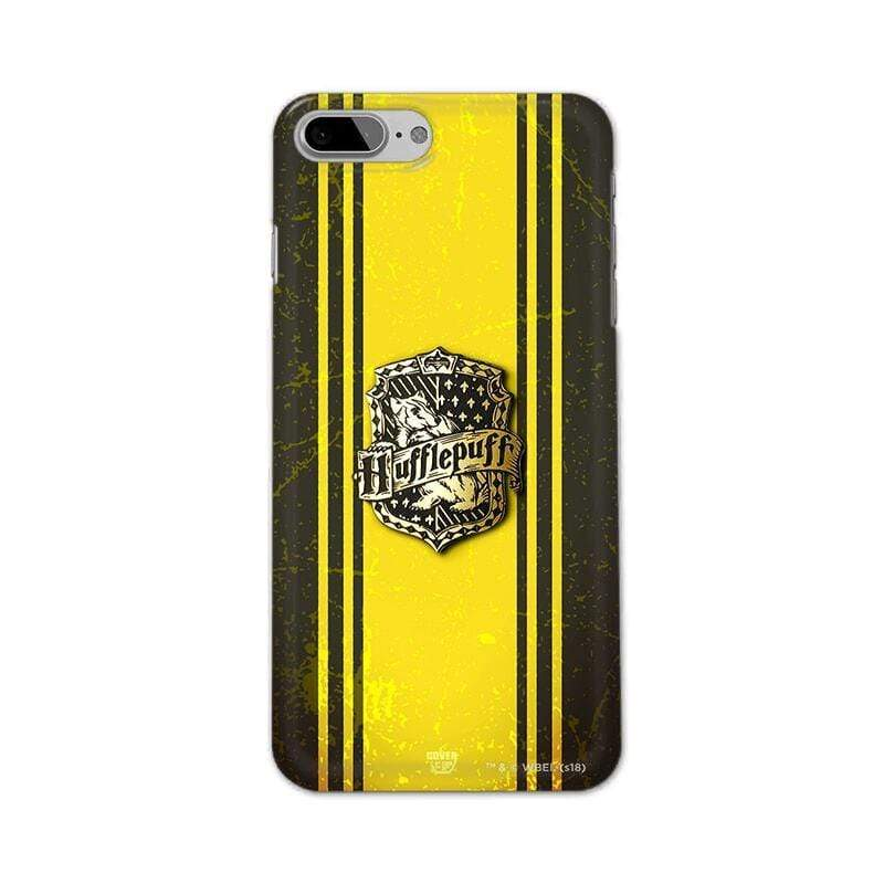 Official Harry Potter Hufflepuff iPhone 7 Plus 3D Case