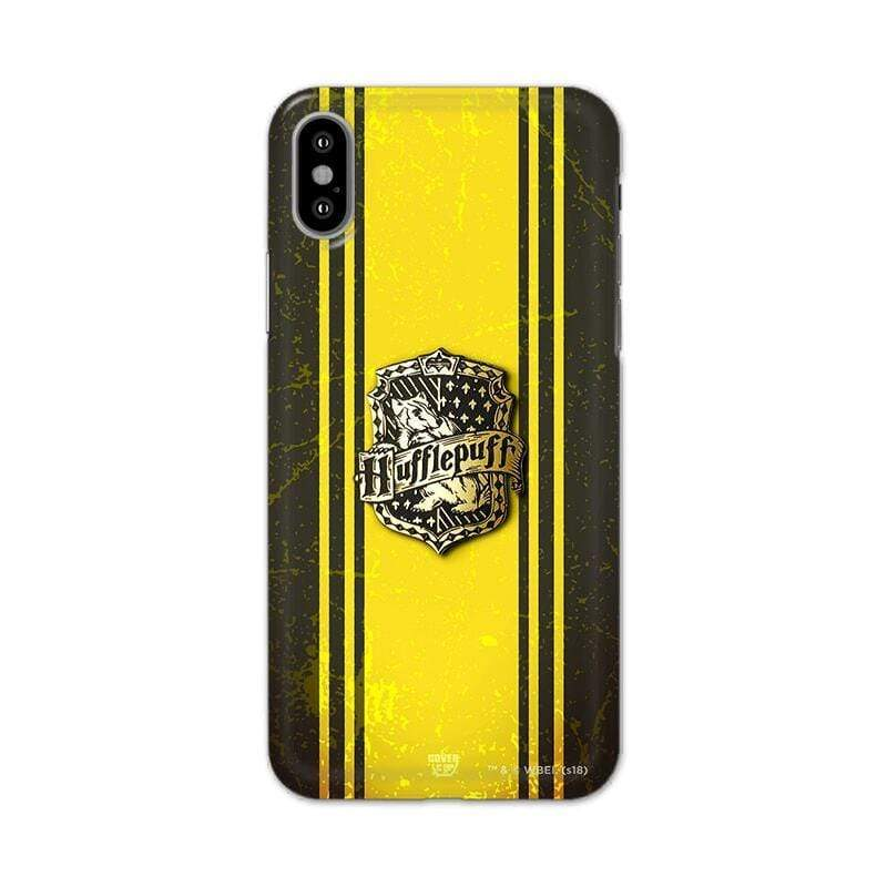 Official Real 3D Harry Potter Hufflepuff Case
