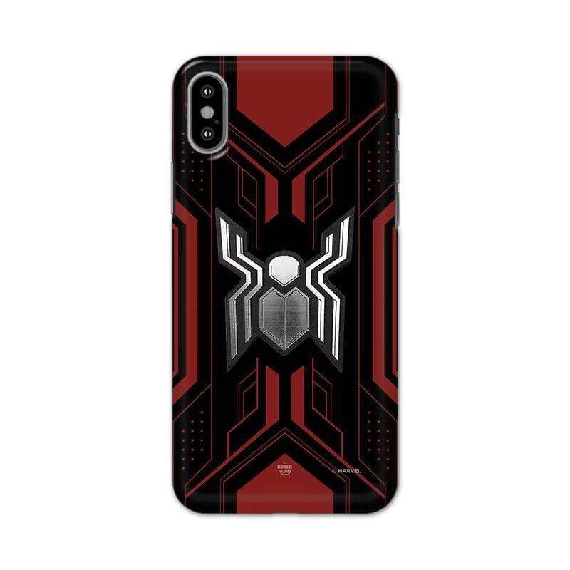 Official Real 3D Spider-Man Advanced Logo Case