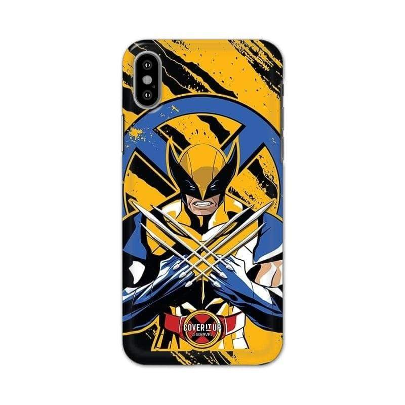 Official Marvel Real 3D Wolverine Claw Case