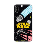 Official Star Wars Logo iPhone X 3D Case