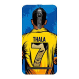 Asus Phone Case Default Official Chennai Super Kings Thala 7 2020 Zenfone 2 3D Case