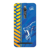 Asus Phone Case Default Official Chennai Super Kings Yellow Brigade Lion Zenfone 2 Hard Case