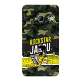 Rockstar Jadeja HTC One M7 Hard Case