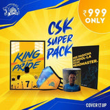 Cover It Up Combo Chennai Super Kings CSK Super Pack