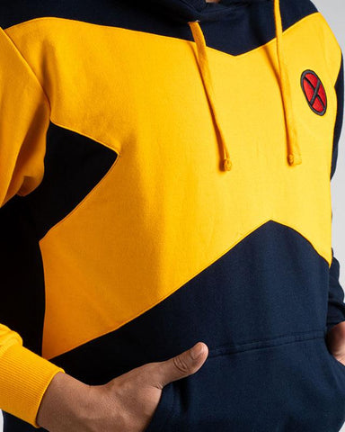Cover It Up Hoodie Official X-Men Mutant Suit Hoodie