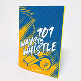 Official Chennai Super Kings CSK 101 Ways to Whistle Flip Note book