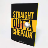 Official Chennai Super Kings CSK Outta Chepauk Flip Note book