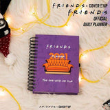 Official Friends Daily Planner 2021