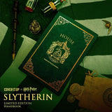 Cover It Up Stationary Official Harry Potter Slytherin Hand Book Diary