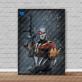 Official DC Deadshot Poster