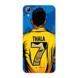 HTC Phone Case Default Official Chennai Super Kings Thala 7 2020 Desire 626 3D Case