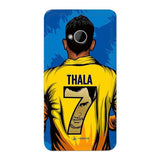 HTC Phone Case Default Official Chennai Super Kings Thala 7 2020 One M7 3D Case