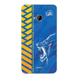 HTC Phone Case Default Official Chennai Super Kings Yellow Brigade Lion One M7 Hard Case