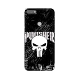 Official Marvel Punisher Honor 7C 3D Case