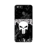 Huawei Phone Case Default Official Marvel Punisher Honor 7X 3D Case